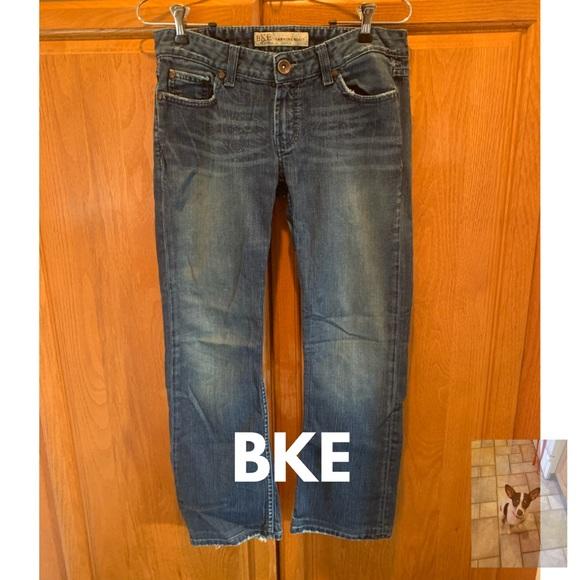 BKE Denim Sabrina Boot Stretch jeans Sz 29 x 31 1/2